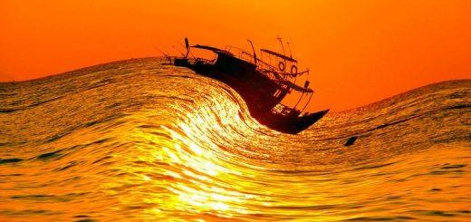 kapal ombak